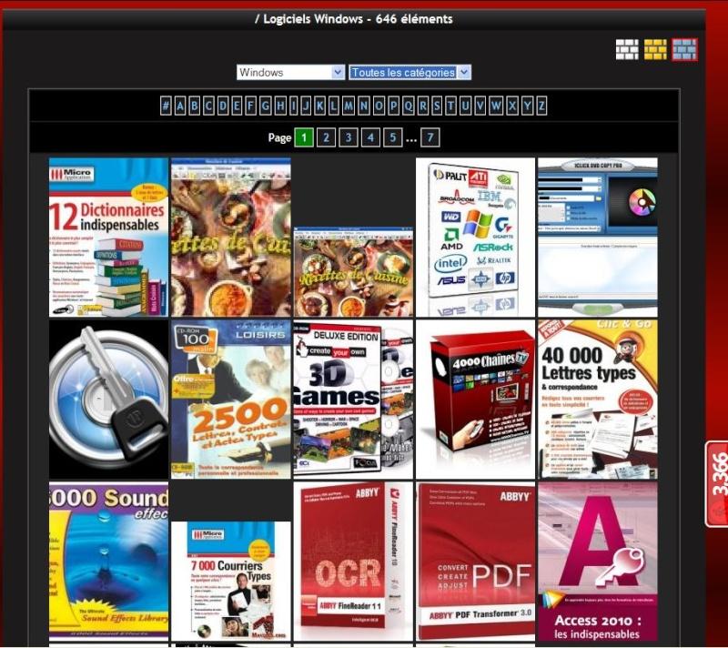 La REDLIST - Films, séries, spectacles, jeux, logiciels, ebooks  Red_li14