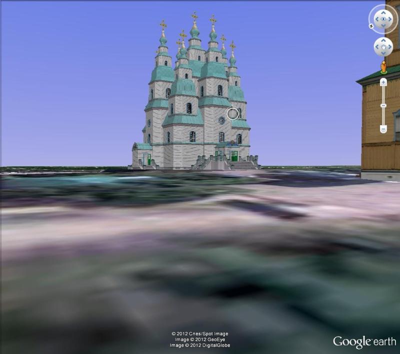 INTERIEUR des bâtiments avec Texture 3D [Sketchup] Rus110
