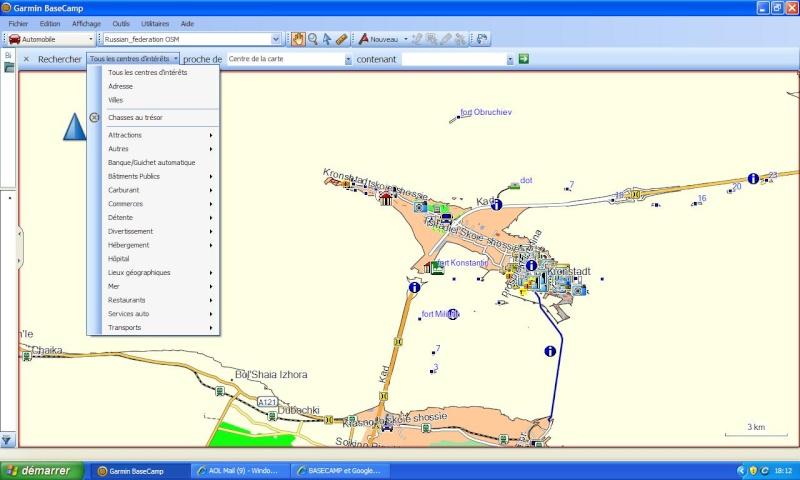 BASECAMP et Google Earth Russie10