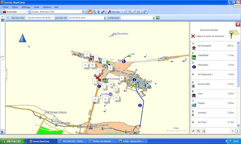 BASECAMP et Google Earth Russie11