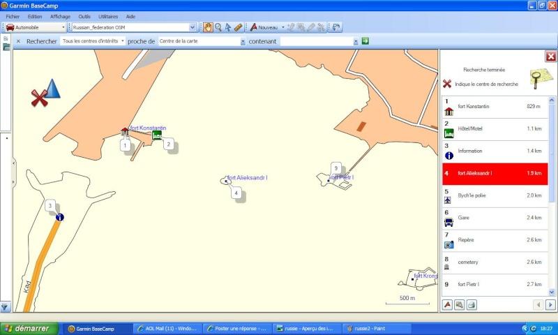 BASECAMP et Google Earth Russie12