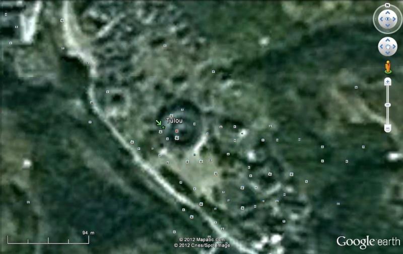 """Les """"Tulou"""", habitations traditionnelles des Hakkas du Fujian - Chine Tulou110"""