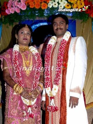Senthil's son wedding photo Sent0610