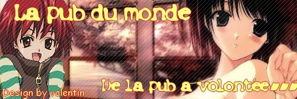 La Pub Du Monde 100 Membres Pub_du10