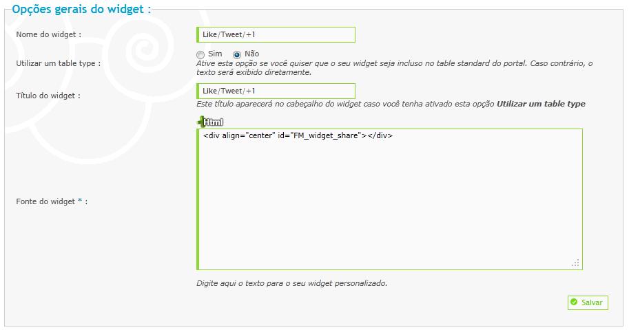 Nova atualização: novo sistema anti-spam, widget Google +1 e títulos obrigatórios nas MP's Criawi10