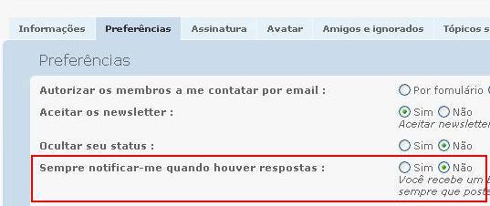 Dica - E-mails de notificação Sem_ti59