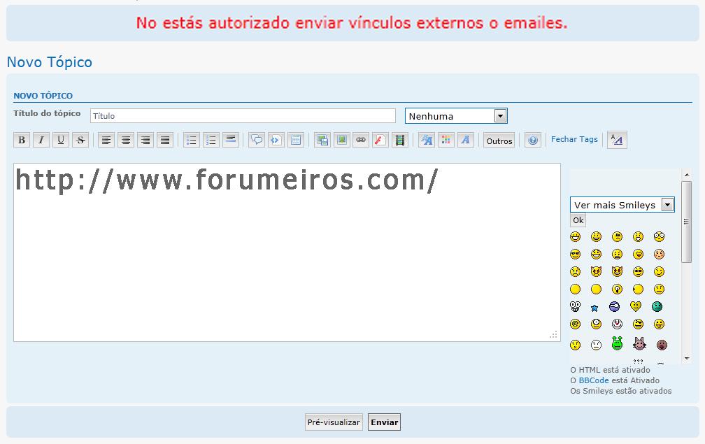 Tópicos com a tag 230 em Fórum dos Fóruns Vinc210