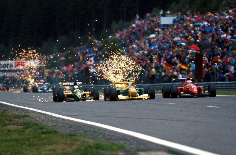 F1 1991 - Belgian GP [August 19th] 1991be11