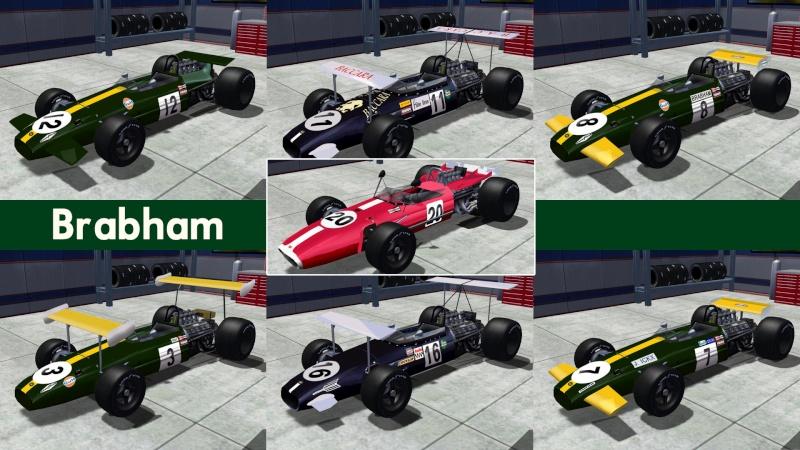 F1 1969 v0.98 released Bteam110