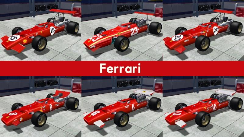 F1 1969 v0.98 released Fteam111
