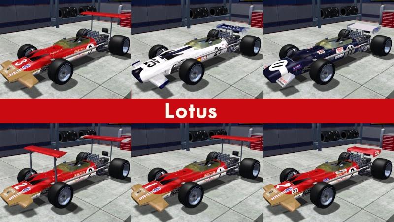 F1 1969 v0.98 released Lteam110