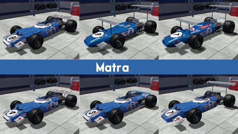 F1 1969 v0.98 released Mteam110