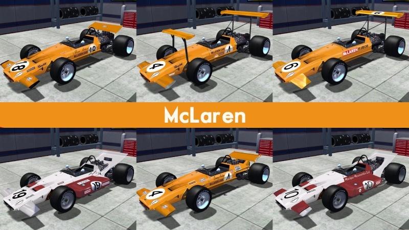 F1 1969 v0.98 released Mteam210