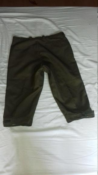 Pantalon knickers non identifié 20190211