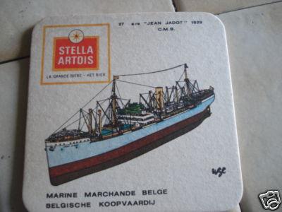 "Cartons de bière ""Marine"" 779f_110"