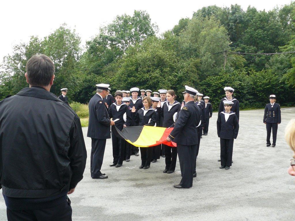 Fastes des Cadets de Marine à Ittre (14/6/2008) P1030611