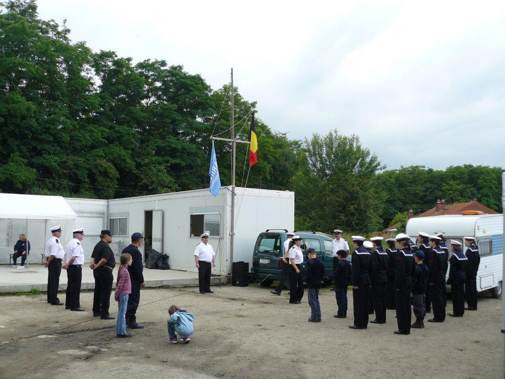 Fastes des Cadets de Marine à Ittre (14/6/2008) P1030712