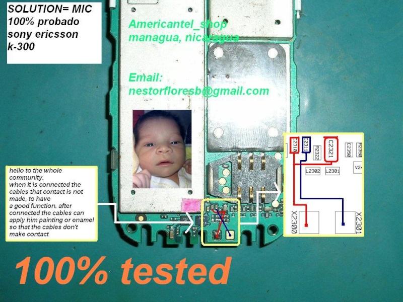 Sonyericsson Mic Hardware Solution K300_m10