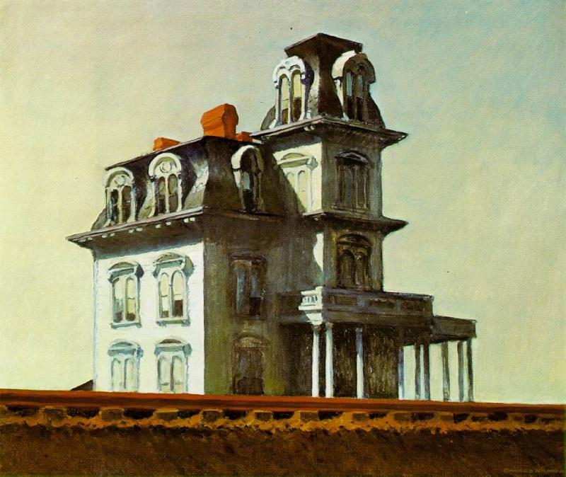 Edward Hopper [Peintre] - Page 2 Hopper12