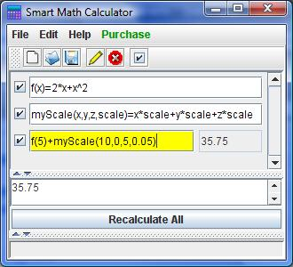 Declare your own functions Math_c10