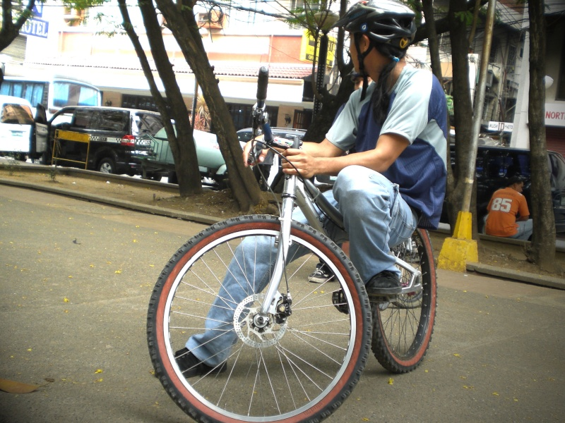 XC bike turn into Trial bike - Page 2 Pat110
