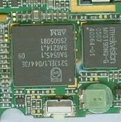 Some hardware solutions of samsung mobiles D500_k11