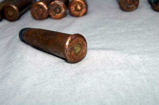 municion virgen de la guerra del pacifico 1879 PERU Dsc_4313