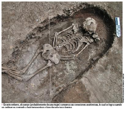 Las cremaciones mas antiguas de Mesoamérica. Oaxaca10