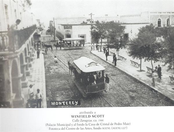 Arqueología en Monterrey. Post-810