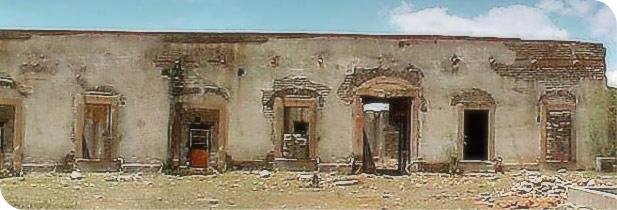 Ex-Haciendas de Aguascalientes. Santon10