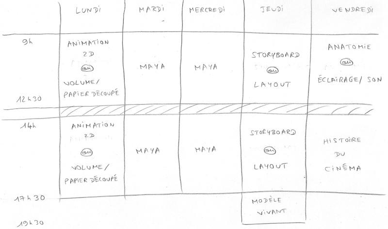 Concours de l'emca 2012, question sur le concours ou sur l'emca en général, c'est ici Semain13