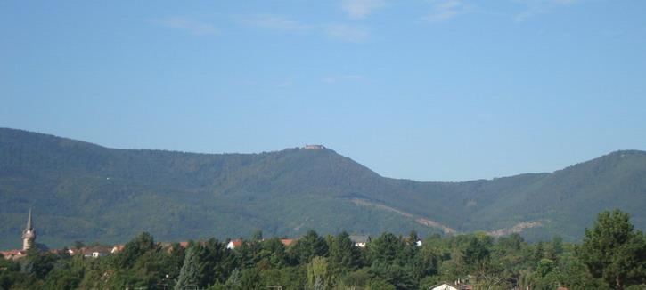 Le Mont Sainte-Odile Dsc04014