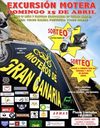 X Aniversario Moteros de Gran Canaria Aniver11