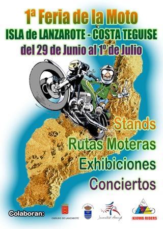 I Feria de la Moto Isla de Lanzarote Kiowa_10
