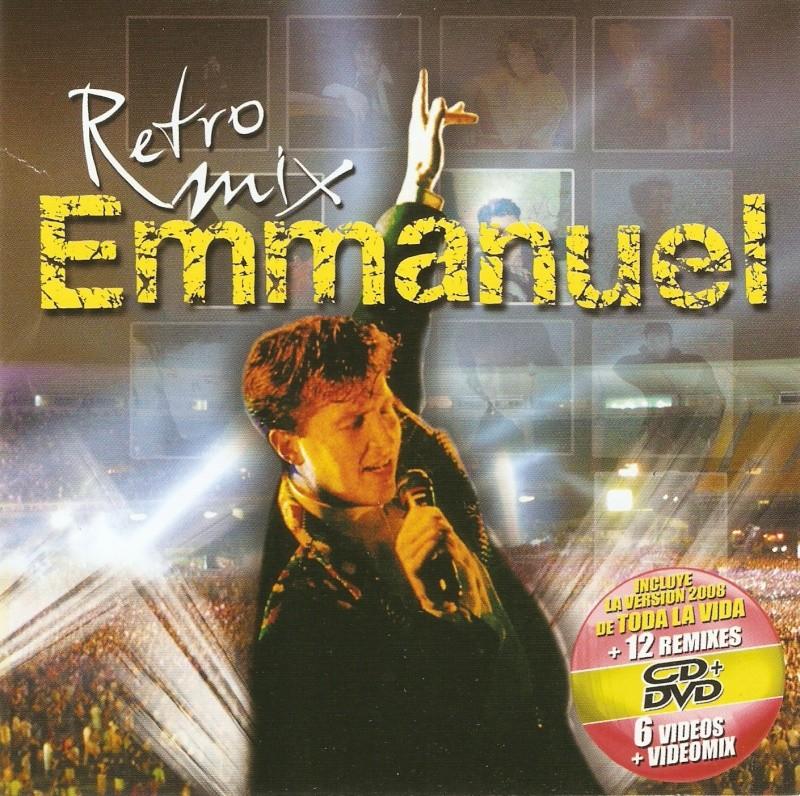 Retro Mix de Emmanuel en Mèxico Emmanu29