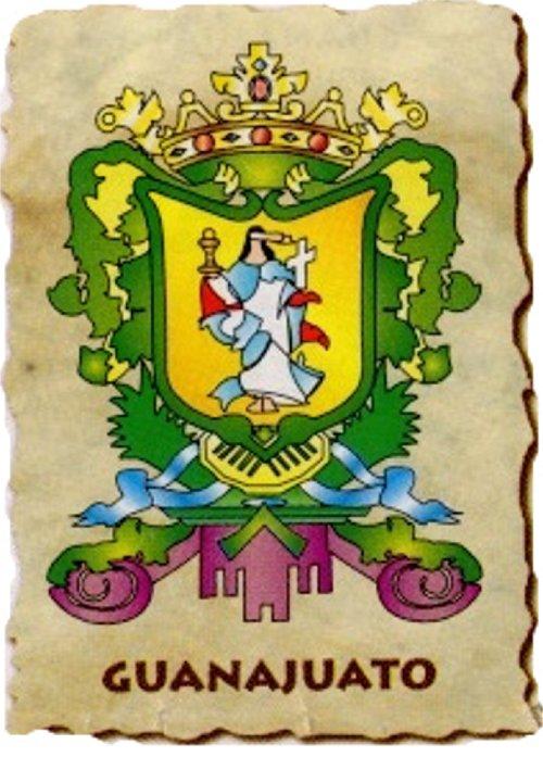 Escudos de los Estados (II) Guanaj10