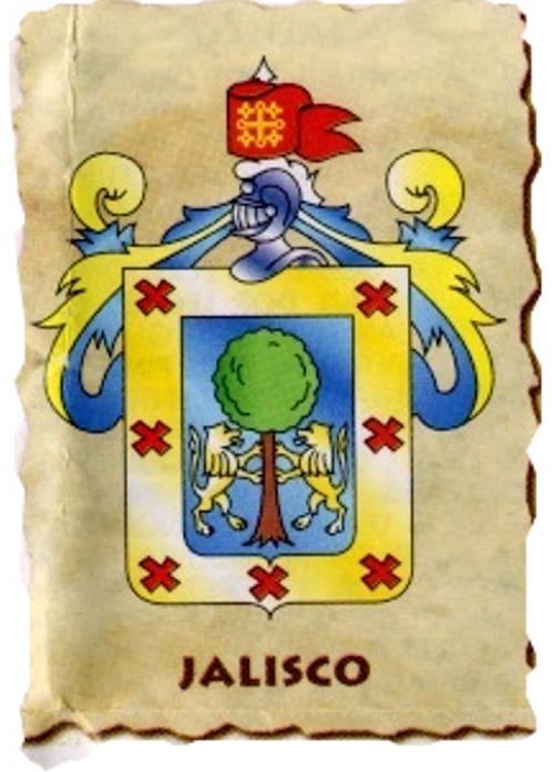 Escudos de los Estados (II) Jalisc10