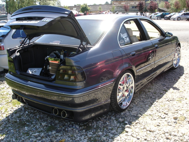 BM E39 a papy by SEB AUTO Dsc03253