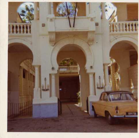 [ARCHIVÉ] DIÉGO SUAREZ - TOME 014 - Page 3 Hotel_12