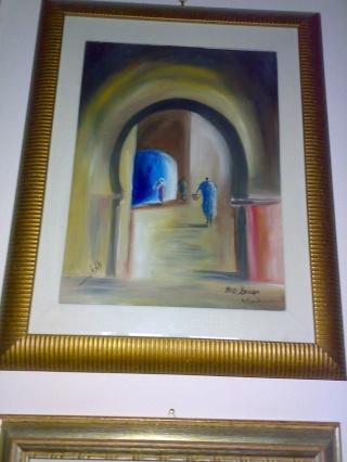 I quadri di casa Lula Tunisi10