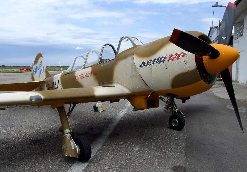 Yak-52TW Dscf9420