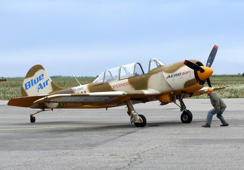 Yak-52TW Dscf9518