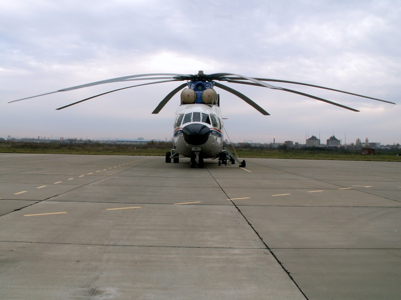 Elicoptere civile, militare, utilitare - 2008 Pict6311