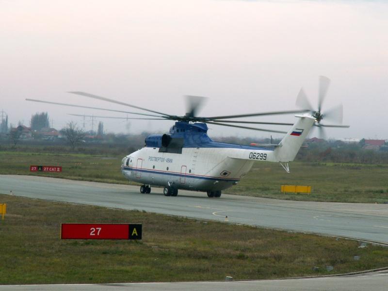 Elicoptere civile, militare, utilitare - 2008 Pict6410