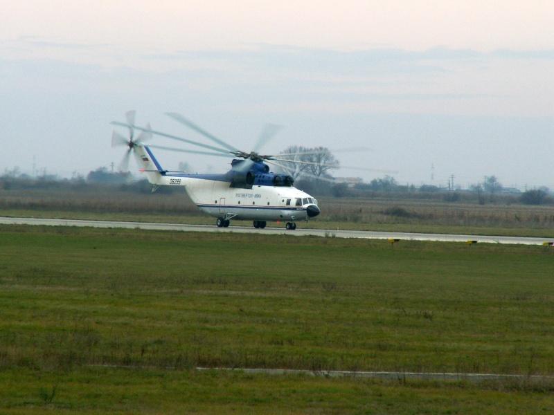 Elicoptere civile, militare, utilitare - 2008 Pict6411