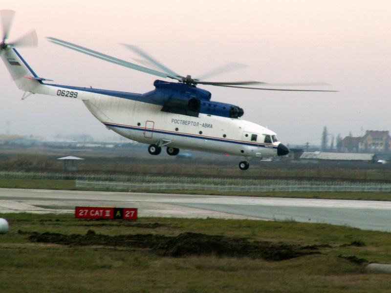 Elicoptere civile, militare, utilitare - 2008 Pict6412