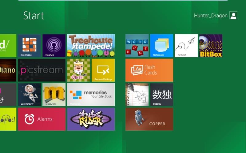 Windows Development Preview 1113