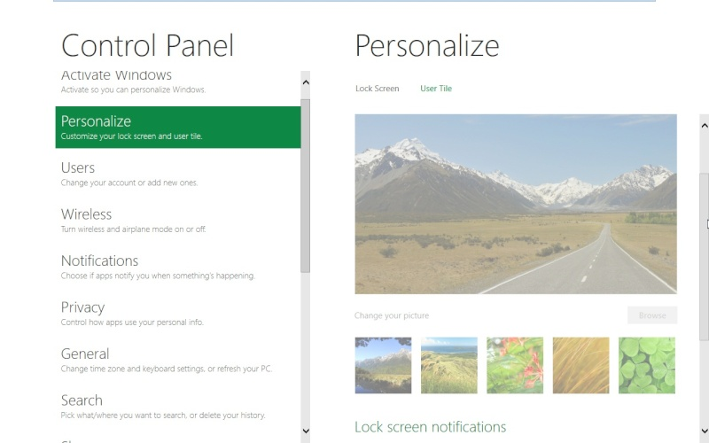Windows Development Preview 1412