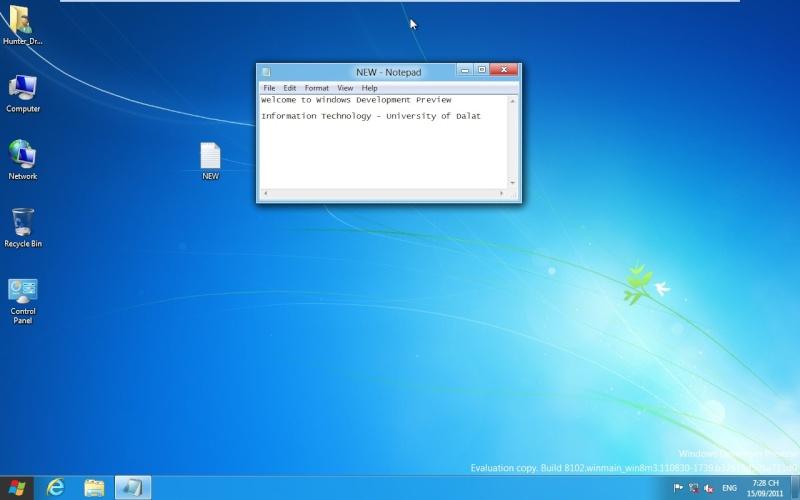 Windows Development Preview 317