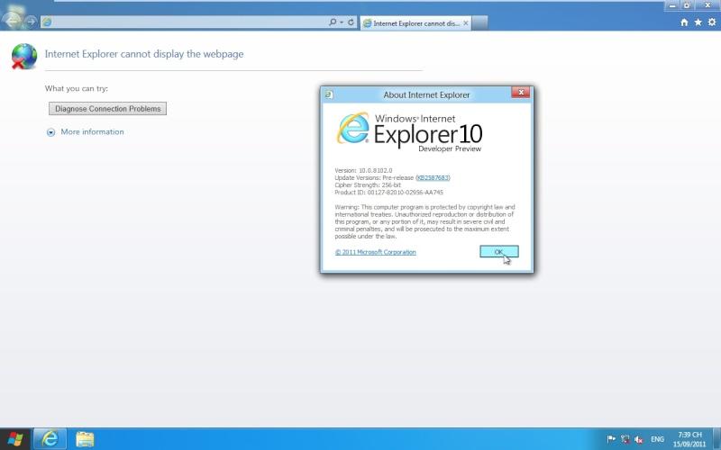 Windows Development Preview 613